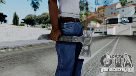 CoD Black Ops 2 - Tomahawk для GTA San Andreas третий скриншот