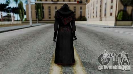 RE4 Monster Right Salazar Skin для GTA San Andreas третий скриншот