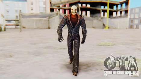 Marvel Future Fight - Ghost Rider для GTA San Andreas второй скриншот