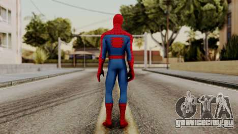 Marvel Heroes - Spider-Man Classic для GTA San Andreas третий скриншот