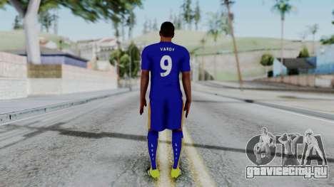 Jamie Vardy - Leicester City 2015-16 для GTA San Andreas третий скриншот