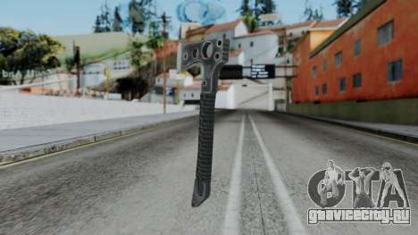 CoD Black Ops 2 - Tomahawk для GTA San Andreas второй скриншот