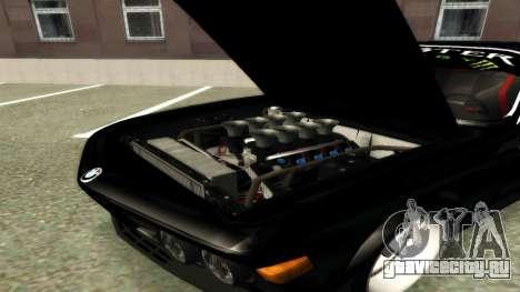 BMW 3.0 CSL JDM Style для GTA San Andreas вид слева