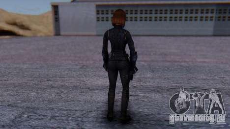 Marvel Future Fight - Daisy Johnson (Quake AOS3) для GTA San Andreas третий скриншот