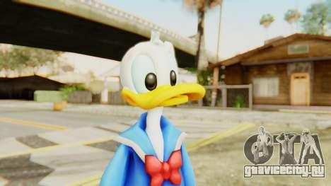 Kingdom Hearts 2 Donald Duck v2 для GTA San Andreas