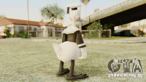 Kingdom Hearts 2 Donald Duck Timeless River v1 для GTA San Andreas третий скриншот
