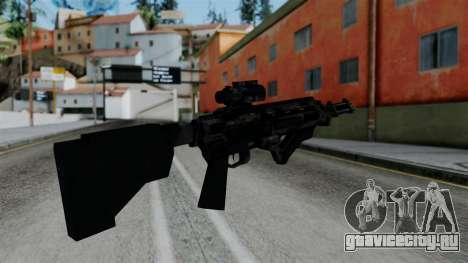 CoD Black Ops 2 - Storm PSR для GTA San Andreas второй скриншот
