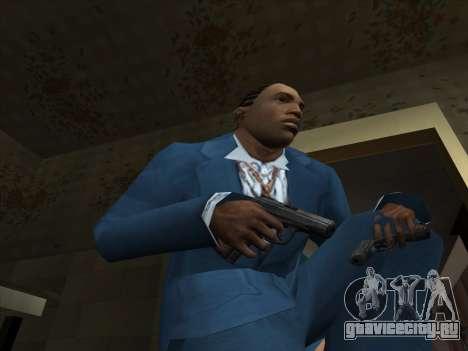 Набор русского оружия для GTA San Andreas девятый скриншот