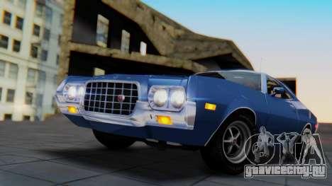 Ford Gran Torino Sport SportsRoof (63R) 1972 IVF для GTA San Andreas