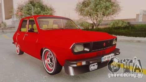 Renault 12 Toros v2 для GTA San Andreas