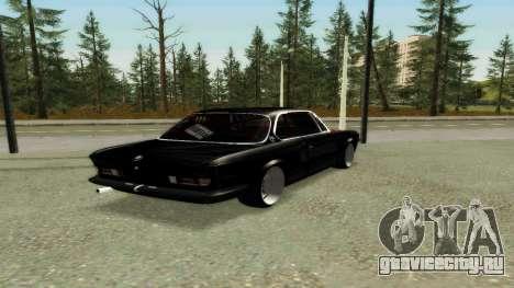 BMW 3.0 CSL JDM Style для GTA San Andreas вид справа