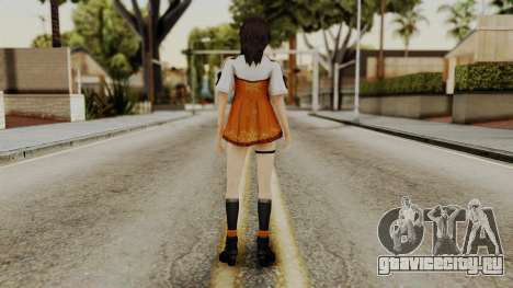 Fatal Frame 5 Yuri для GTA San Andreas третий скриншот