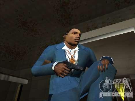 Набор русского оружия для GTA San Andreas третий скриншот