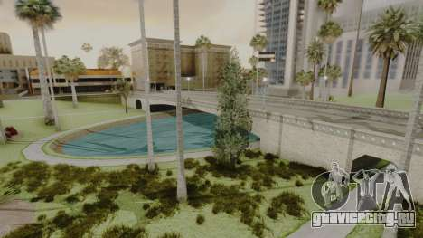 Glenpark HD для GTA San Andreas