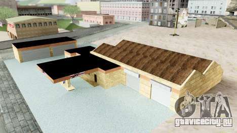 HD Doherty Garage для GTA San Andreas
