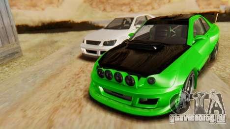 GTA 5 Karin Sultan RS IVF для GTA San Andreas