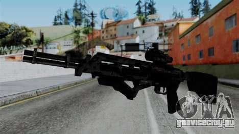 CoD Black Ops 2 - Storm PSR для GTA San Andreas