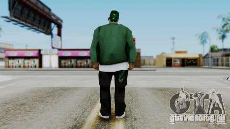New Fam1 для GTA San Andreas третий скриншот