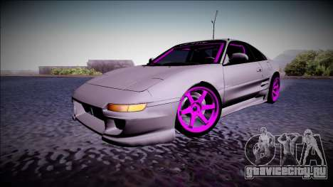 Toyota MR2 Drift Monster Energy для GTA San Andreas