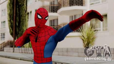 Marvel Heroes - Spider-Man Classic для GTA San Andreas