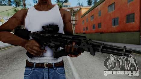 CoD Black Ops 2 - Storm PSR для GTA San Andreas третий скриншот