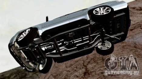 GMC Yukon Denali 2015 для GTA San Andreas вид справа