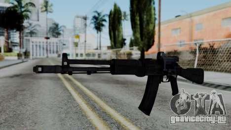 Arma OA AK74-100 для GTA San Andreas