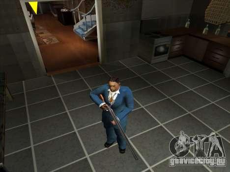 Набор русского оружия для GTA San Andreas одинадцатый скриншот