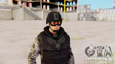 The Amazing Spider-Man 2 Game - Soldier для GTA San Andreas