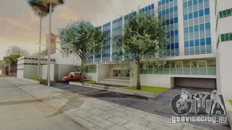 Hospital LS для GTA San Andreas второй скриншот