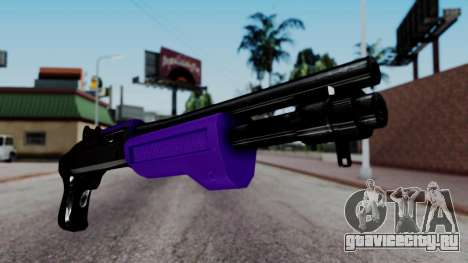 Purple Spas-12 для GTA San Andreas