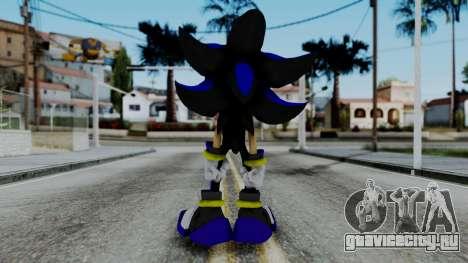 The Hedgehog для GTA San Andreas третий скриншот