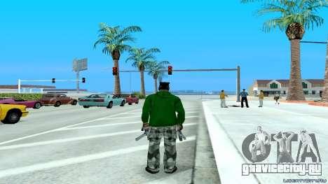 Timecyc & Colormod для GTA San Andreas второй скриншот