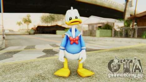 Kingdom Hearts 2 Donald Duck v2 для GTA San Andreas второй скриншот