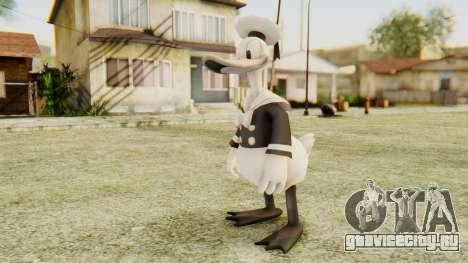 Kingdom Hearts 2 Donald Duck Timeless River v1 для GTA San Andreas второй скриншот