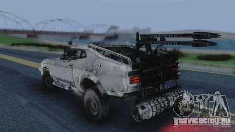 Razor Cola v1.0 для GTA San Andreas вид слева
