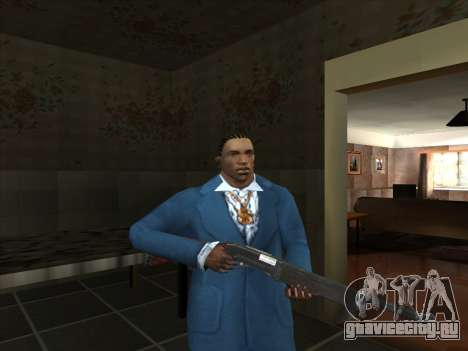 Набор русского оружия для GTA San Andreas седьмой скриншот
