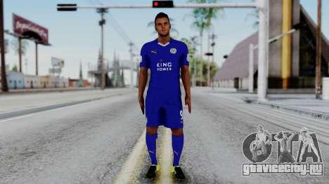 Jamie Vardy - Leicester City 2015-16 для GTA San Andreas второй скриншот