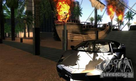 EnbUltraRealism v1.3.3 для GTA San Andreas второй скриншот