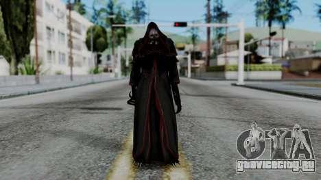 RE4 Monster Right Salazar Skin для GTA San Andreas второй скриншот