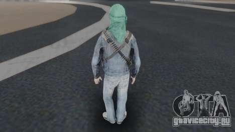 Somalia Militia для GTA San Andreas третий скриншот