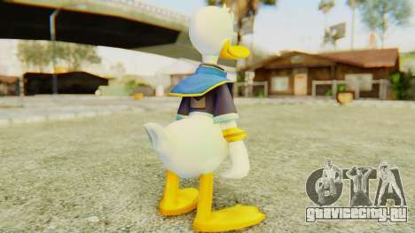Kingdom Hearts 2 Donald Duck Default v2 для GTA San Andreas третий скриншот