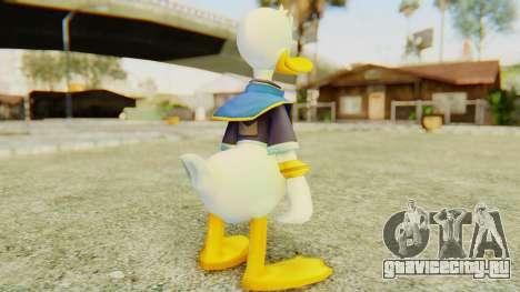 Kingdom Hearts 2 Donald Duck Default v2 для GTA San Andreas третий скриншот