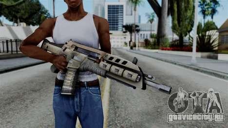 CoD Black Ops 2 - M8A1 для GTA San Andreas третий скриншот