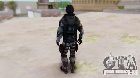The Amazing Spider-Man 2 Game - Soldier для GTA San Andreas третий скриншот