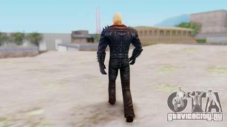 Marvel Future Fight - Ghost Rider для GTA San Andreas третий скриншот