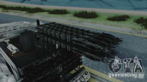 Razor Cola v1.0 для GTA San Andreas вид справа