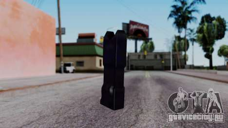 Vice City Beta Stun Gun для GTA San Andreas второй скриншот