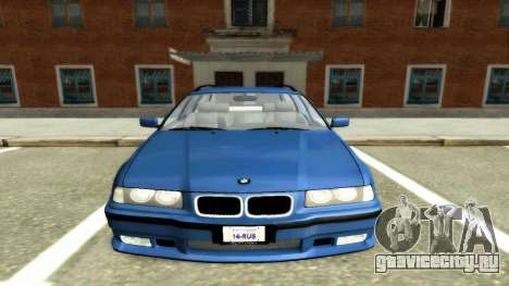 BMW 318i Wagon Touring Wagon для GTA San Andreas