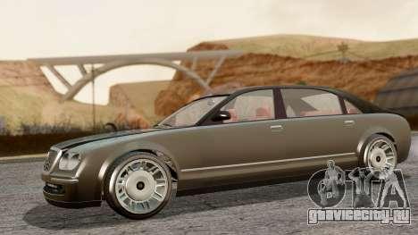 GTA 5 Enus Cognoscenti L IVF для GTA San Andreas